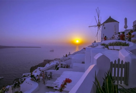 Blue Dream-希腊,最浪漫的诗与远方