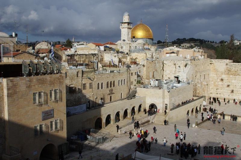 2012.2.16以色列、约旦摄影团花絮