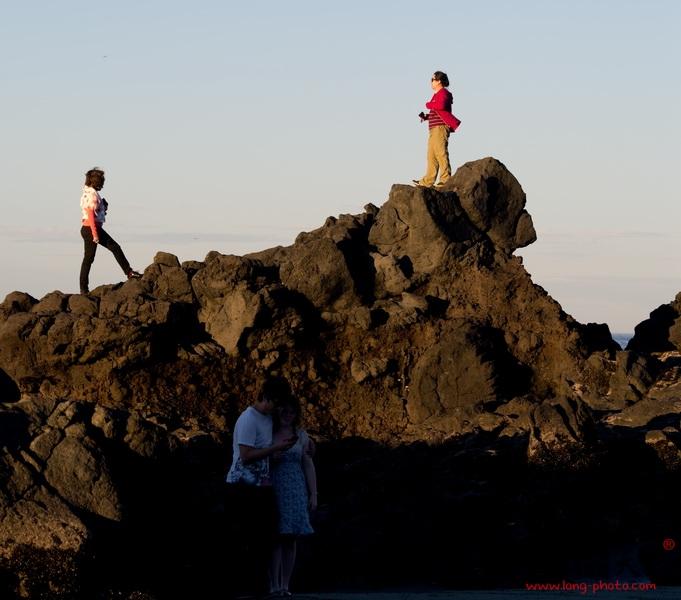 2011.4.23龙摄天下新西兰环岛摄影团花絮