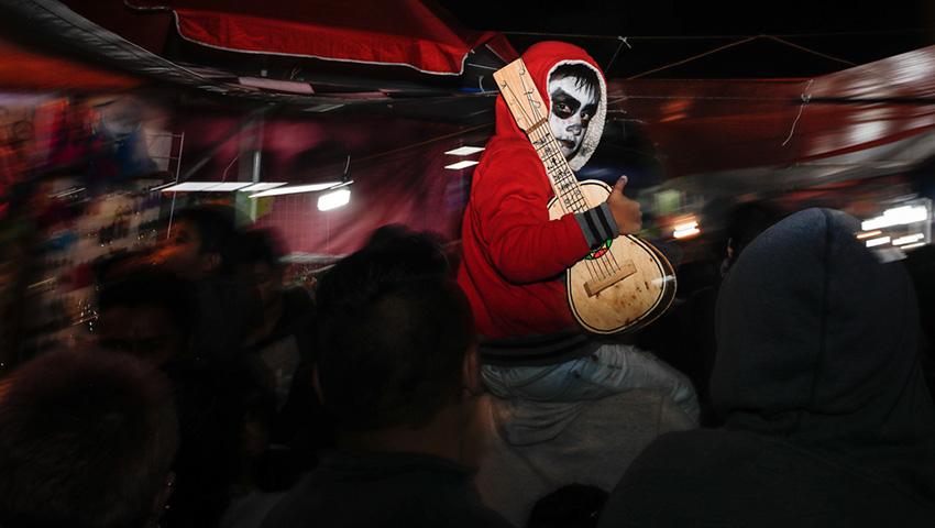 2020.10.26墨西哥亡灵节大游行及古巴人文精华摄影团