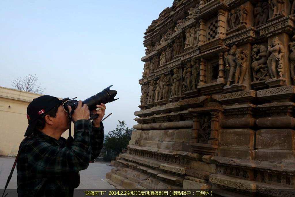 2014.2.2全新印度风情摄影团花絮