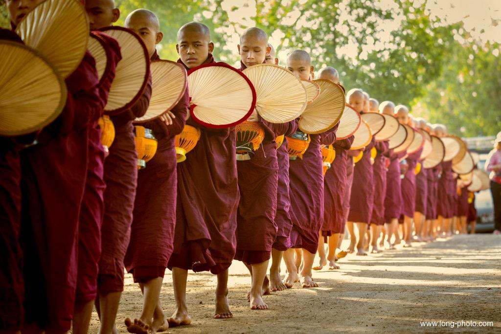 王剑林摄影:缅甸仰光-曼德勒-蒲甘之佛塔奇缘(1)