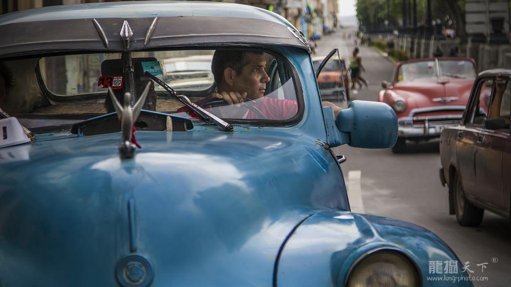 曾硕摄影:古巴人文纪实摄影