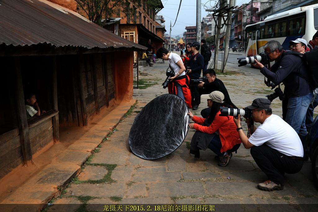2015.2.18尼泊尔摄影团花絮