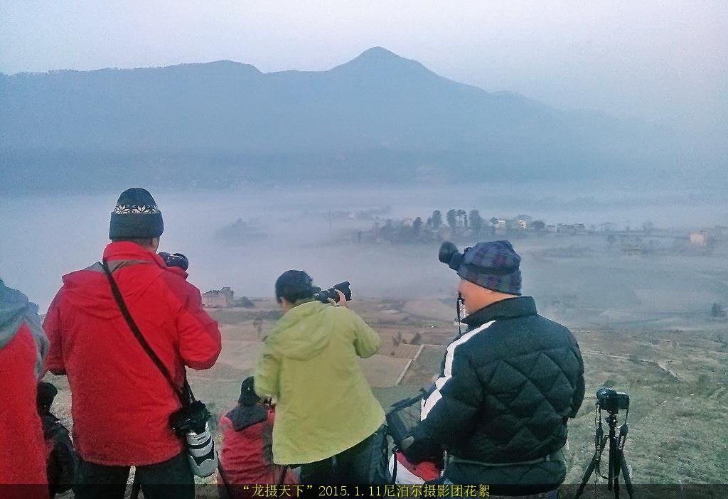 2015.1.11尼泊尔摄影团花絮