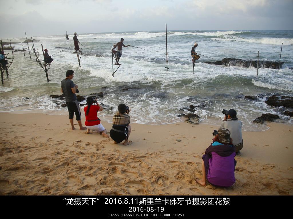 2016.8.11斯里兰卡佛牙节摄影团花絮