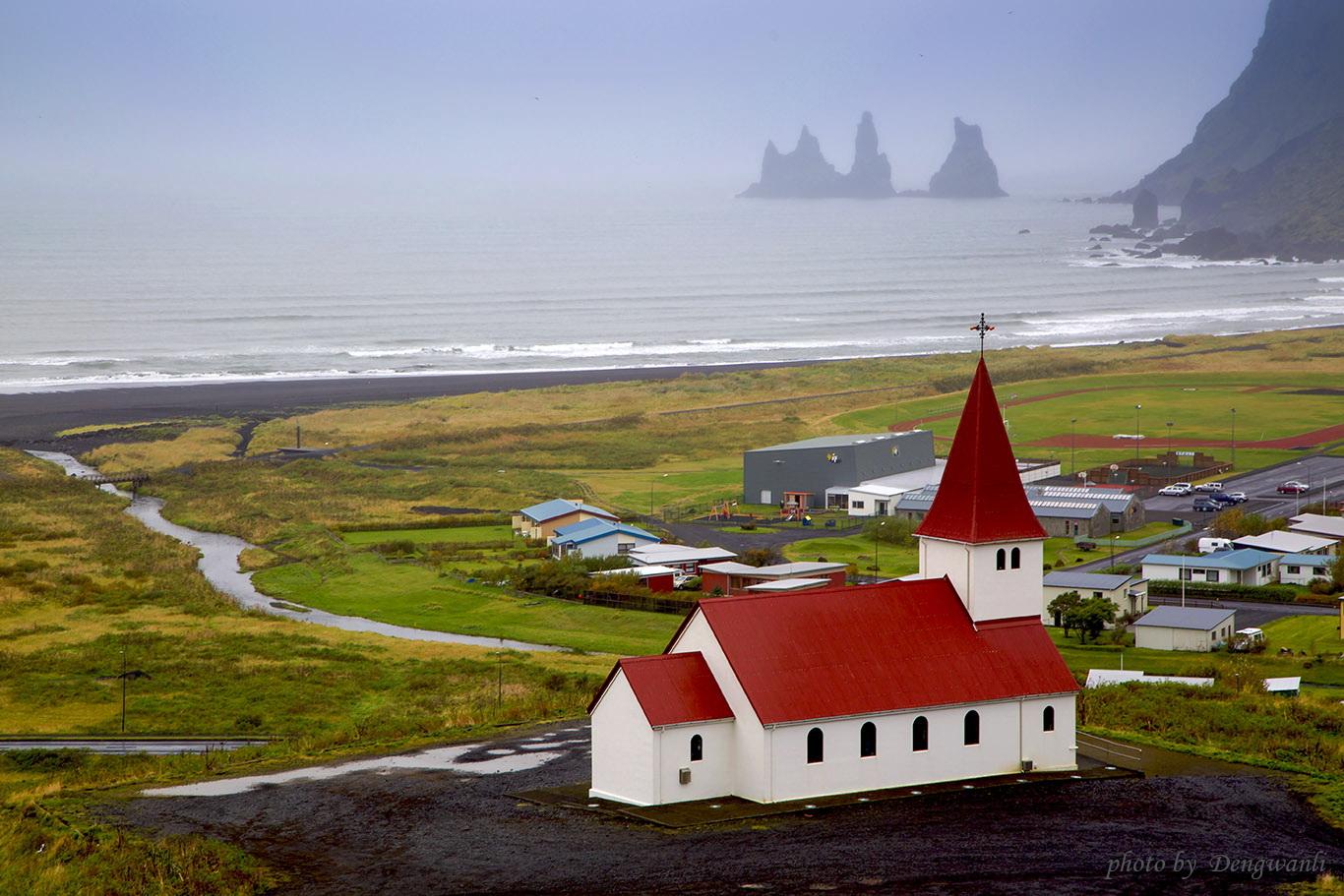 北极三岛探险游——冰岛
