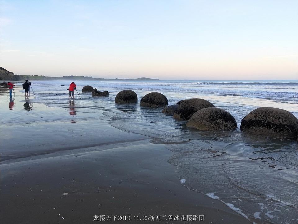 2019.11.23新西兰鲁冰花摄影团花絮
