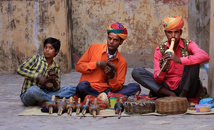 行摄印度——人文篇