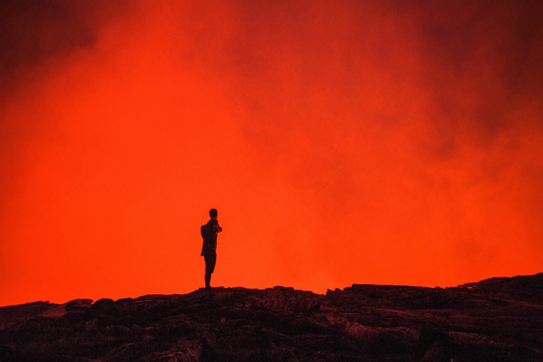 去埃塞俄比亚看火山——一次超乎想象的艰苦旅行