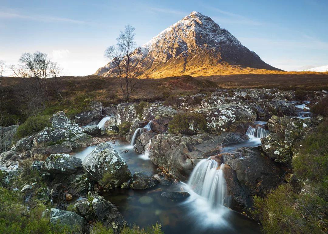 风笛汽笛 呼啸苏格兰高地
