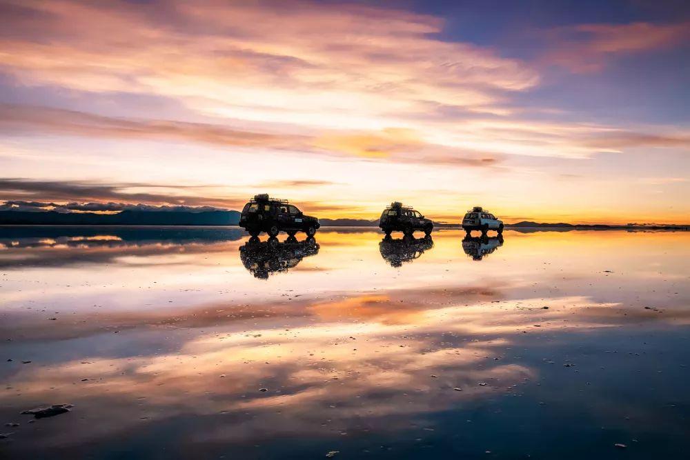 南美四国:秘鲁马丘比丘、玻利维亚天空之镜、智利百内、阿根廷大冰川