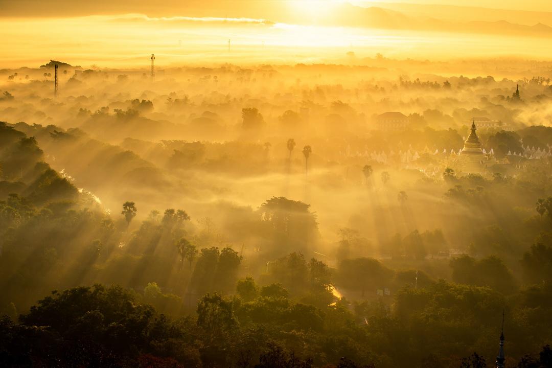 2020.11.12神秘佛国 缅甸深度摄影团