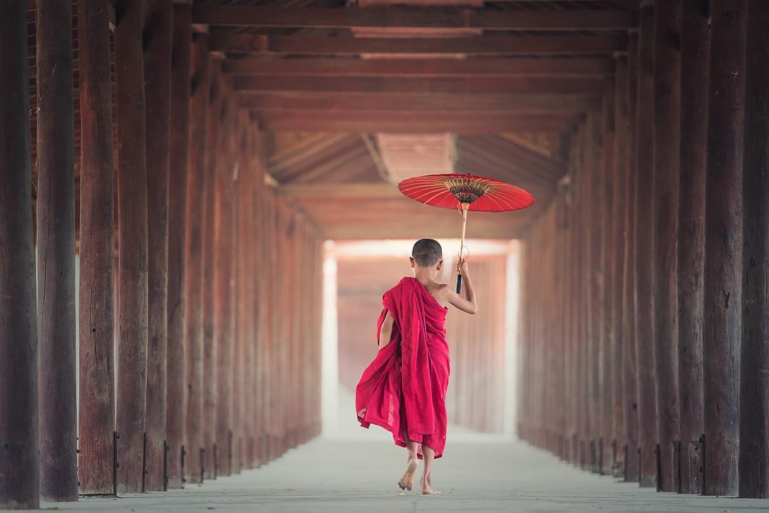 缅甸摄影图片