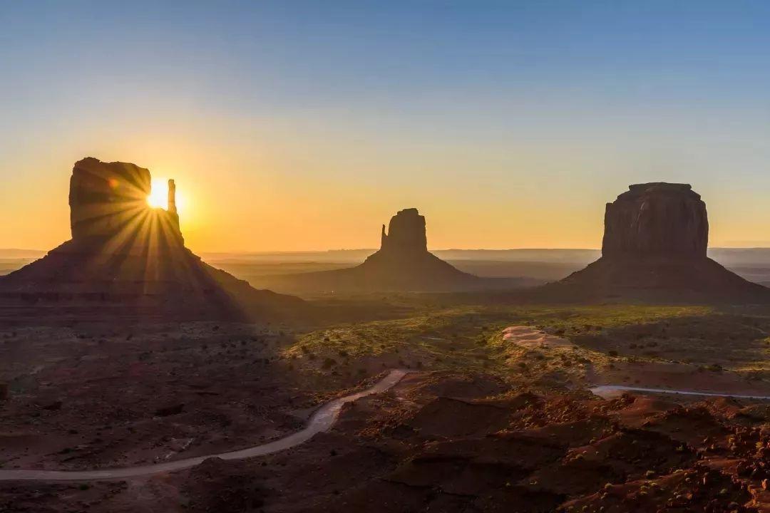美国西部秋季大环线:地球最后的原生态