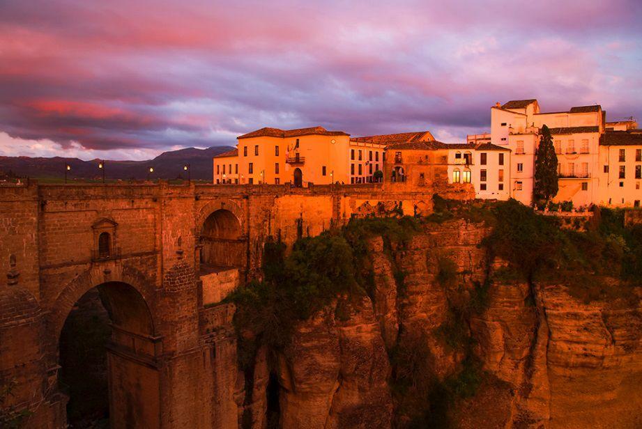 中世纪的天空——西班牙