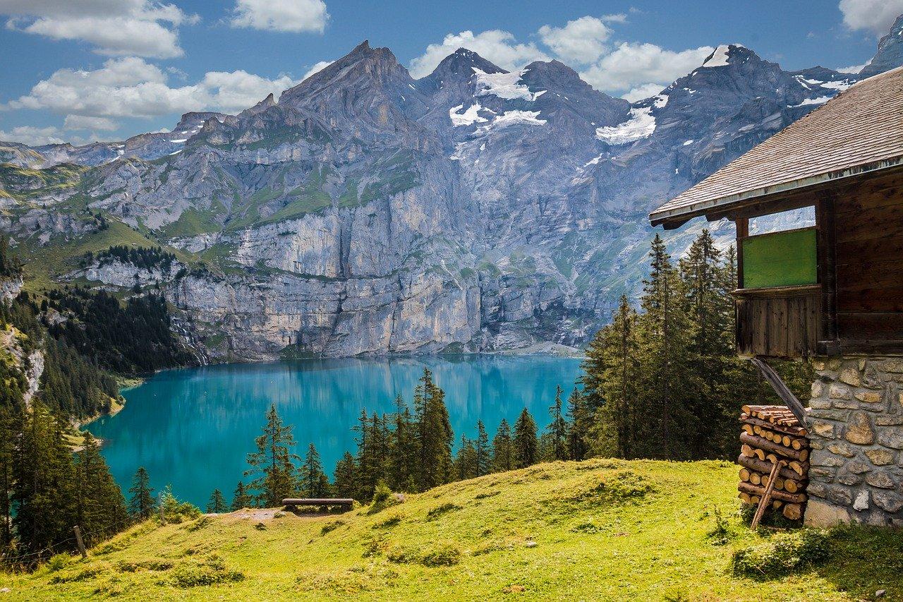 瑞士摄影图片