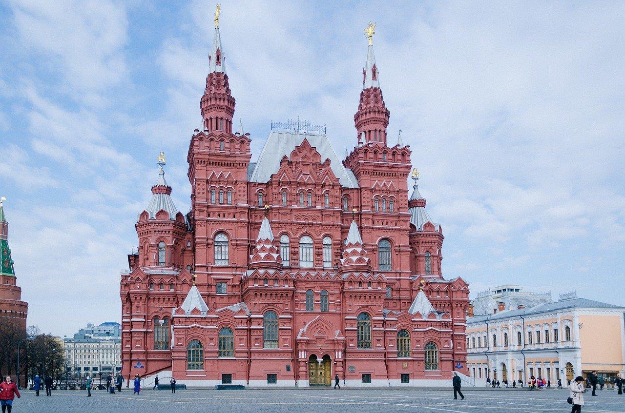 俄罗斯摄影图片