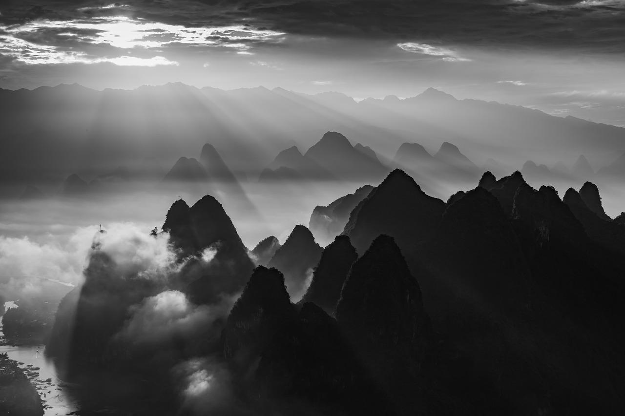 广西摄影图片