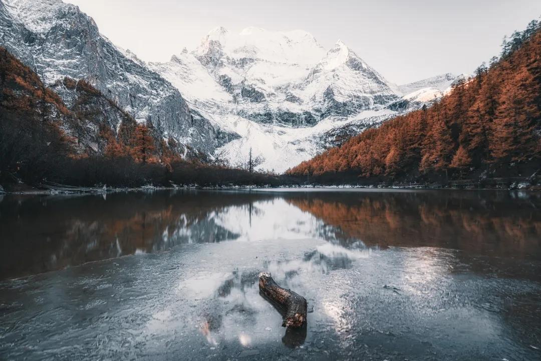 云端天路   深藏在川西的雪山圣地
