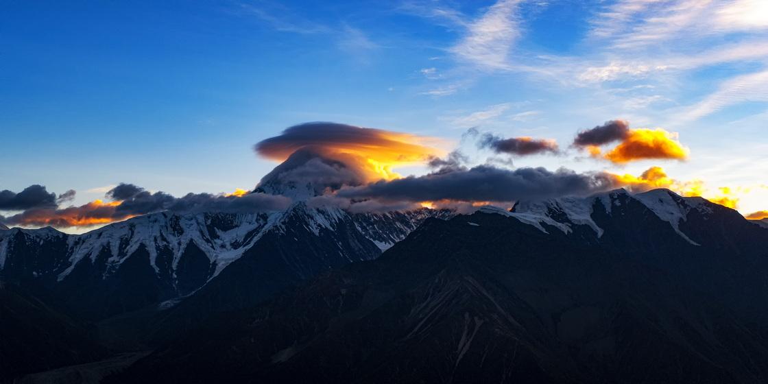 2021.4.30魅力川西--贡嘎山360°深度摄影团